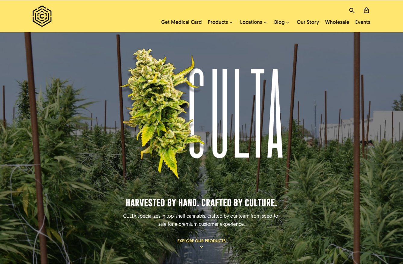culta-homepage